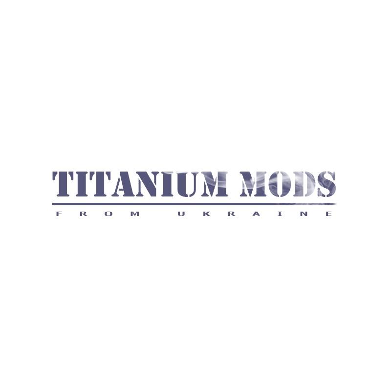 Atom Titanium Mods